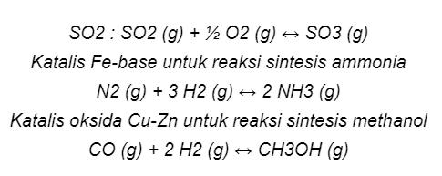 Klasifikasi catalytic converter berdasarkan pada keberadaan di alam