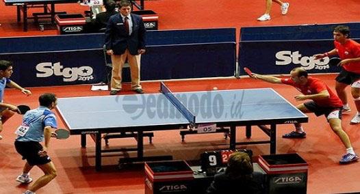 Peraturan Permaianan Tenis Meja