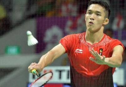 Servis Badminton
