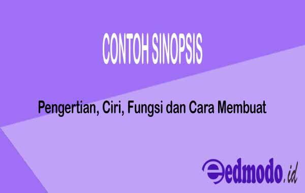 Contoh Sinopsis
