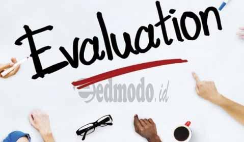 Jenis Evaluasi Pembelajaran
