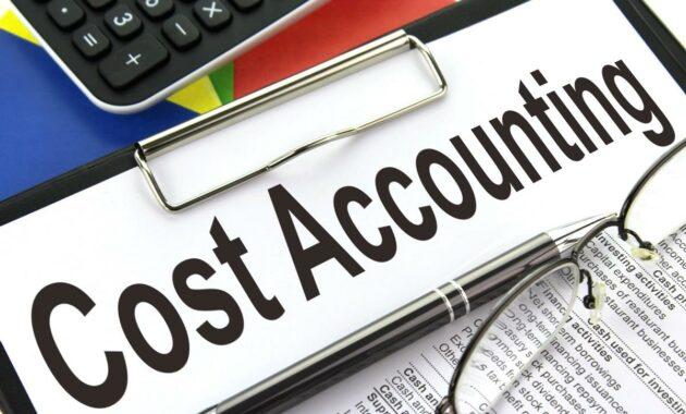 Sejarah Akuntansi Biaya