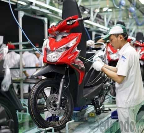 Contoh Segmentasi Pasar Honda Beat