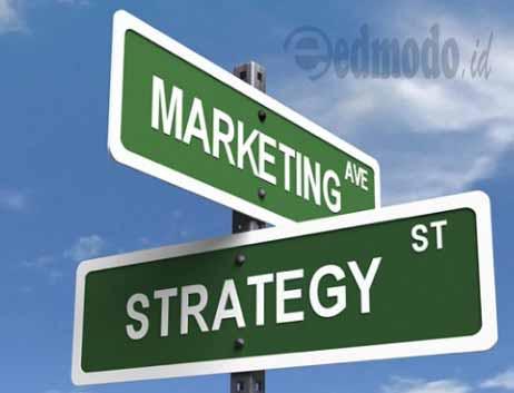 Strategi Konsep Pemasaran