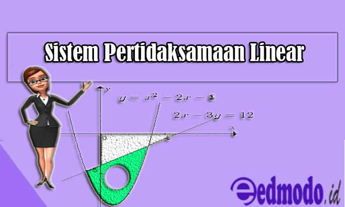 Sistem Pertidaksamaan Linear