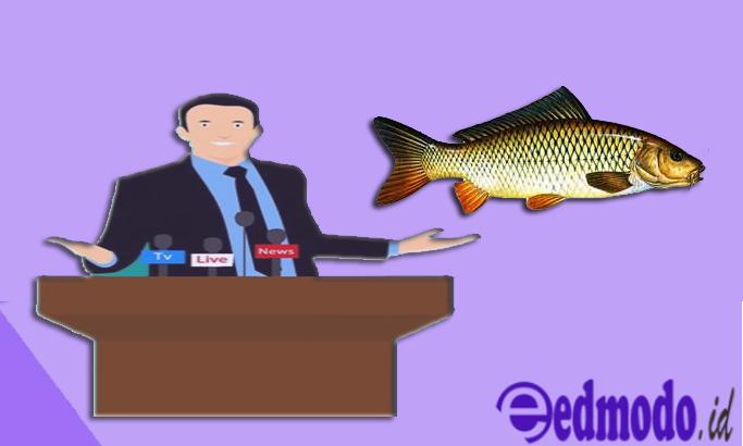 Mimpi Makan Ikan Bandeng