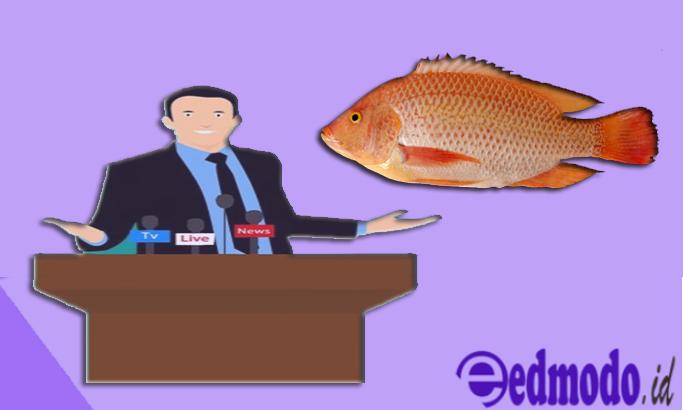 Mimpi Makan Ikan Mas