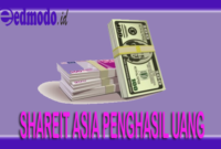 Aplikasi Shareit Asia Penghasil Uang